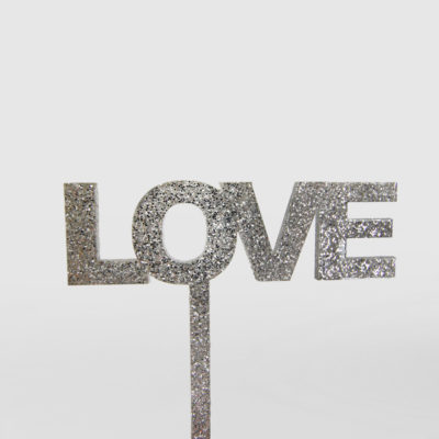 Love Sign Silver
