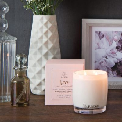 Urban Rituelle Soy Candle Love