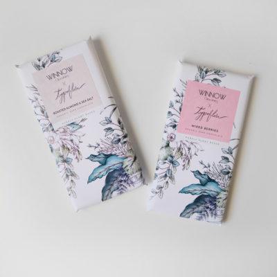 Winnow Chocolate Purely Plant Based