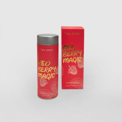 Tea Drop Red Berry Magic
