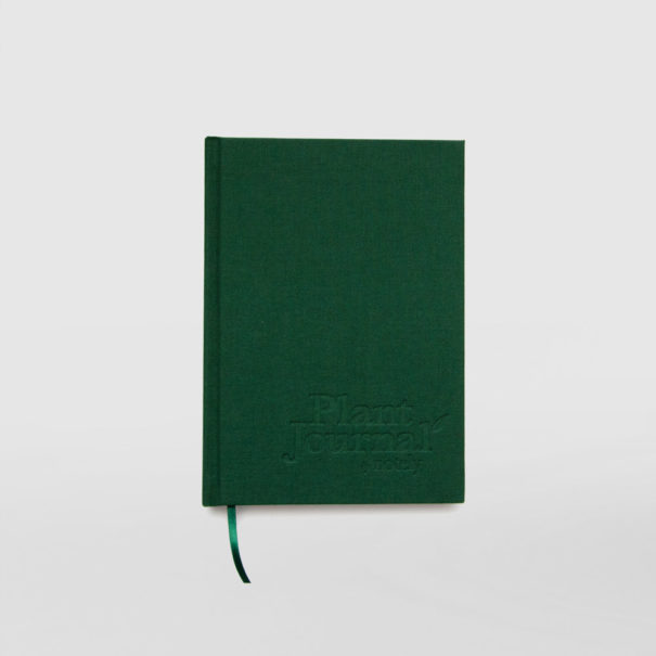 Plant Journal by Notely Forest Green