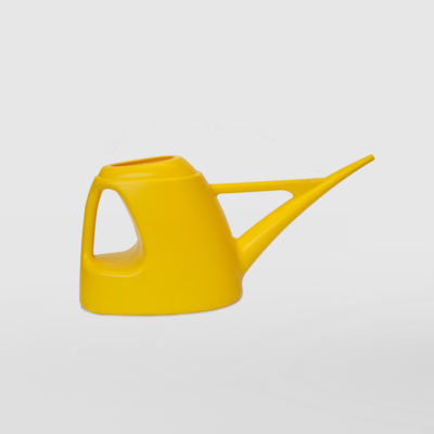 Baba Plastic Watering Can Yellow