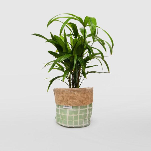 Lady Plam Planter Bag Sage Green
