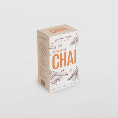 Grounded Pleasures Seven Spice Chai