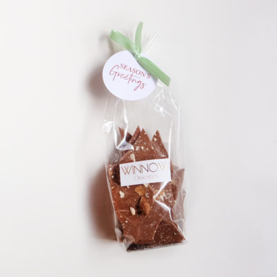 Winnow Chocolates Brittle Bag