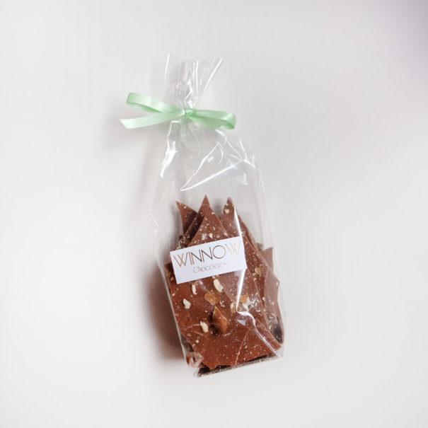 Winnow Almond Brittle Bag