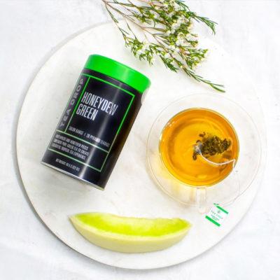 Tea Drop Honeydew Green Tea