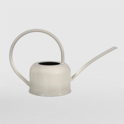 Watering Can Chalk Steel