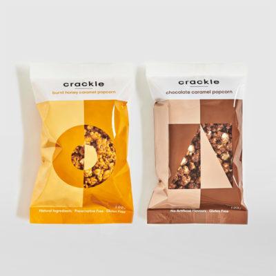 Crackle Popcorn