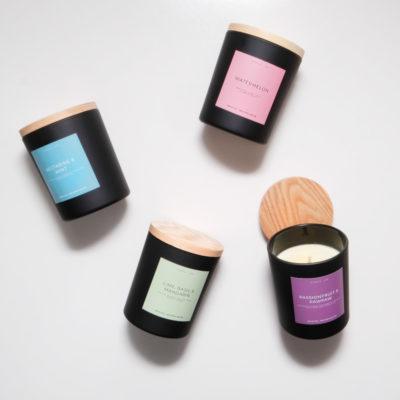 Kandle Lab Soy Candle Jars